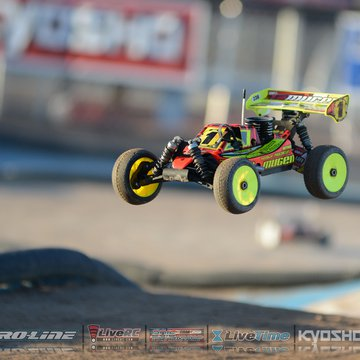 Gallery Photo 231 for 2016 IFMAR 1:8 Nitro Off-Road Buggy World Championships