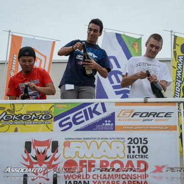 Gallery Photo 407 for 2015 IFMAR 1:10 Electric Off-Road Worlds