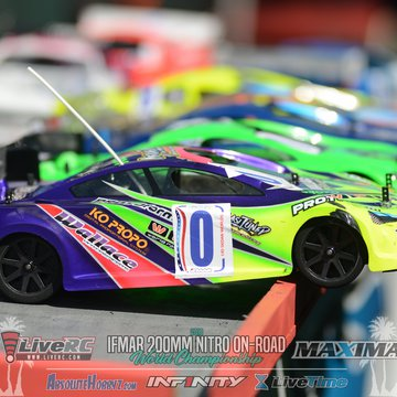 Gallery Photo 129 for 2018 IFMAR 200mm Nitro Touring Car World Championships