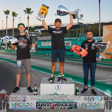 Gallery Photo 151 for 2018 IFMAR 200mm Nitro Touring Car World Championships