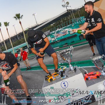 Gallery Photo 152 for 2018 IFMAR 200mm Nitro Touring Car World Championships
