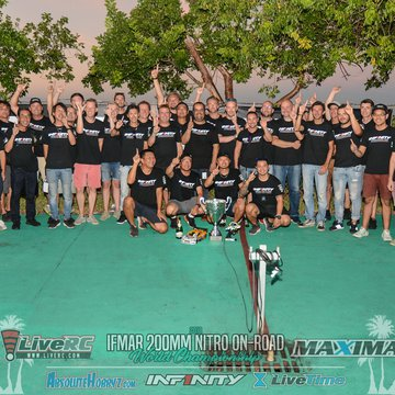 Gallery Photo 158 for 2018 IFMAR 200mm Nitro Touring Car World Championships