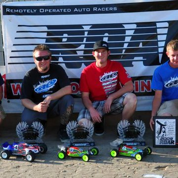 Team Associated National Championship Winners