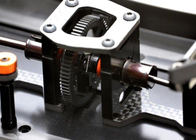 Main Photo: New Exotek Racing D418 center spool