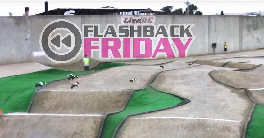 Main Photo: FLASHBACK FRIDAY: The first ever ROAR 1/8 Electric Off-Road Nationals [VIDEO]