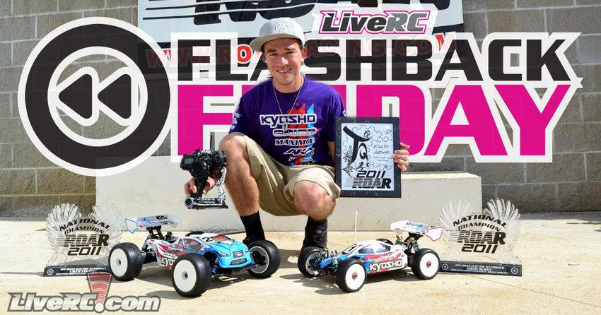 Main Photo: FLASHBACK FRIDAY: 2011 ROAR 1/8 Electric Off-Road Nationals at the HobbyPlex
