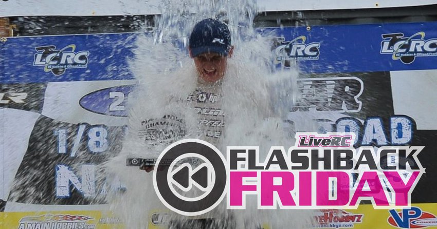 Main Photo: FLASHBACK FRIDAY: Ty Tessmann's first ROAR Fuel Nats double victory in 2012