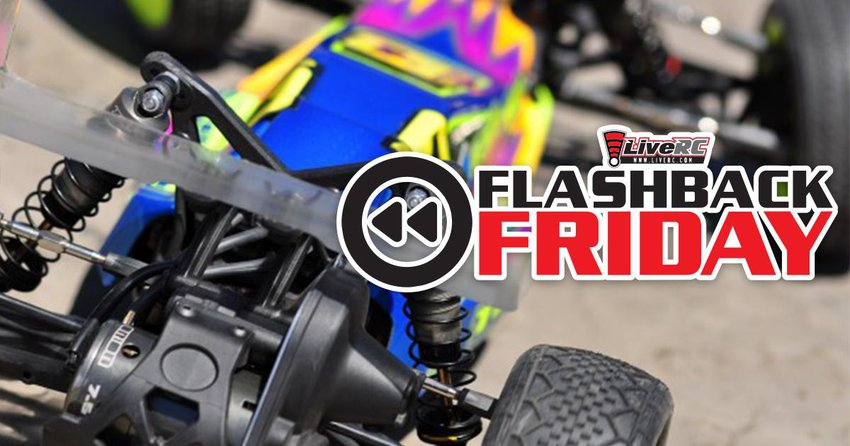 Main Photo: FLASHBACK FRIDAY: TLR releases the original 22 2wd buggy