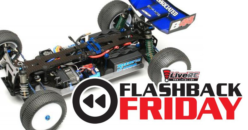 Main Photo: FLASHBACK FRIDAY: The First Ever Team Associated 4wd Buggy