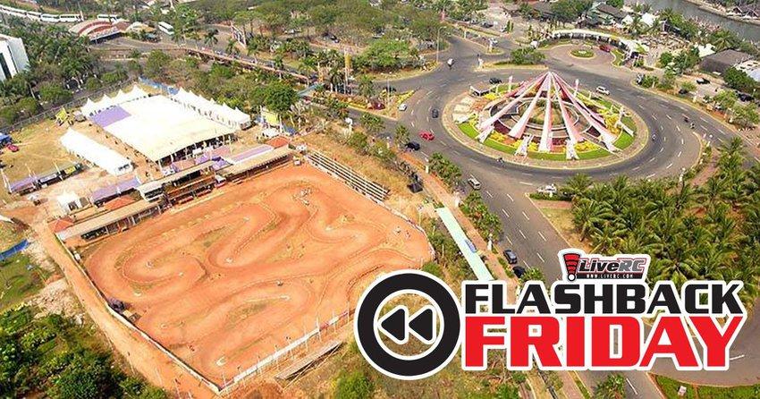 Main Photo: FLASHBACK FRIDAY: 2006 Jakarta IFMAR Worlds [VIDEO]