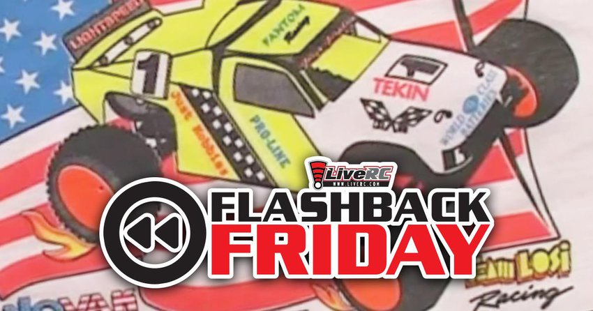 Main Photo: FLASHBACK FRIDAY [VIDEO]: 1997 ROAR Electric Off-Road Nationals
