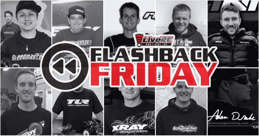 Main Photo: FLASHBACK FRIDAY: The Decade's Biggest R/C Silly Season Surprises