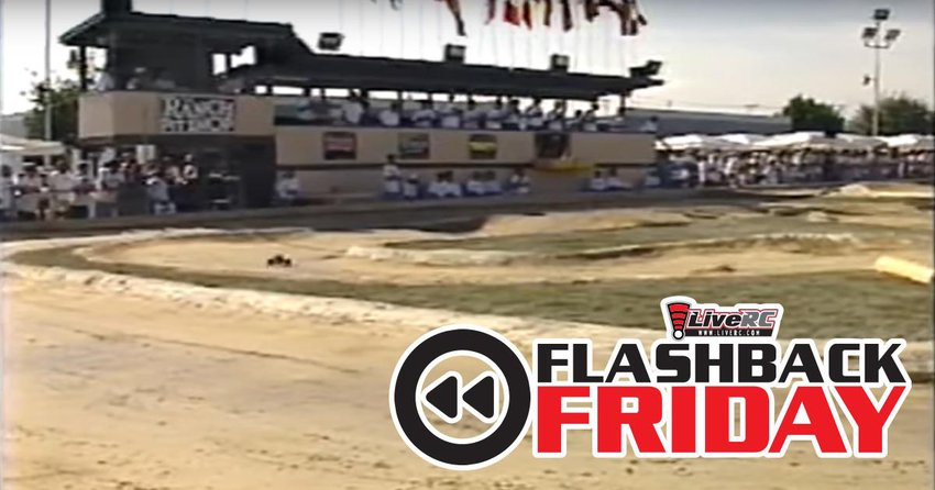 Main Photo: FLASHBACK FRIDAY: 1997 IFMAR Worlds at The Ranch Pit Shop [VIDEO]