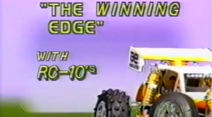 Main Photo: FLASHBACK FRIDAY: Team Associated's The Winning Edge [VIDEO]