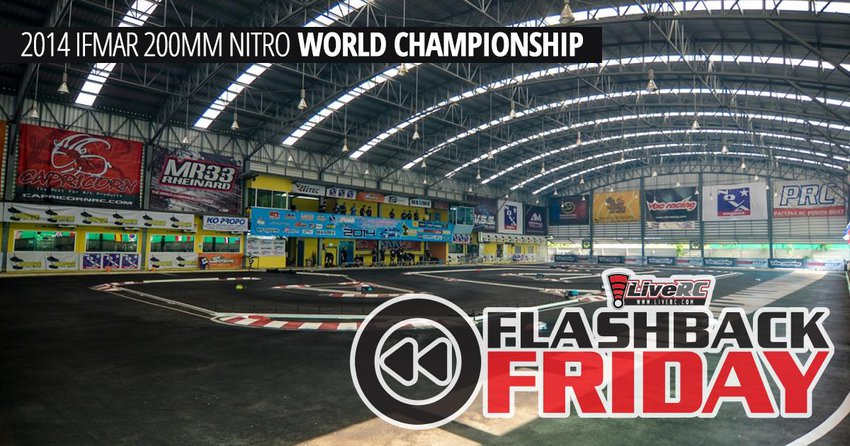 Main Photo: FLASHBACK FRIDAY: Alexander Hagberg wins 2014 IFMAR 200mm Nitro World Championship [VIDEO]