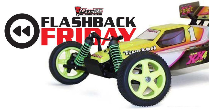 Main Photo: FLASHBACK FRIDAY: Team Losi's First Ever 4wd Buggy