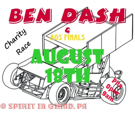 Main Photo: Ben Dash Charity Event at Spirit Controlled RC
