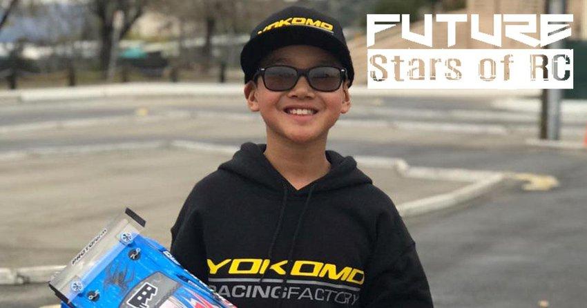 Main Photo: FUTURE STARS OF RC: Jacob Cruz