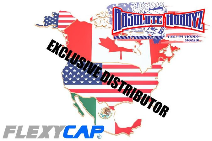 Main Photo: Absolute Hobbyz Becomes FlexyCap Exclusive USA Distributor