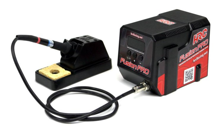 Main Photo: New HRC Fusion Pro Soldering Station