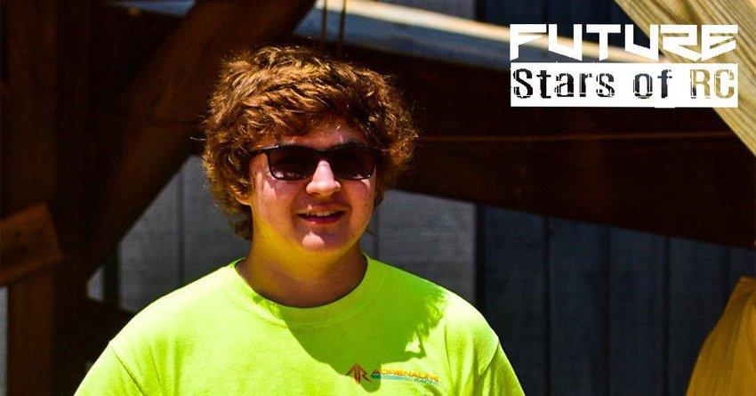 Main Photo: FUTURE STARS OF RC: Jacob Hardison