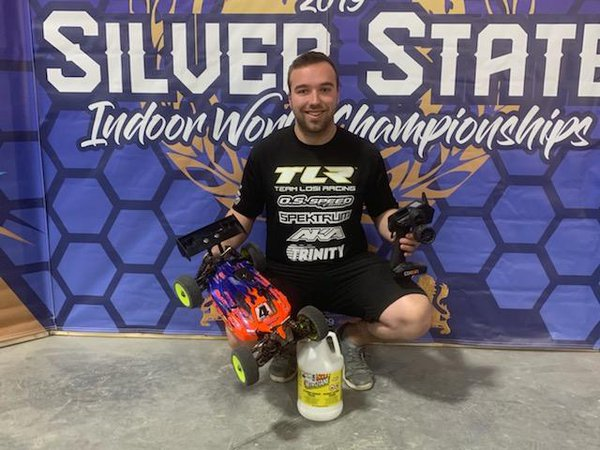 Main Photo: SILVER STATE 2019: Phend is Overall Buggy TQ