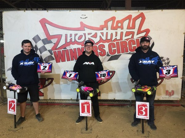 Main Photo: Hooks, Ferrell, and Hatch Win at 2019 RC Pro 1/10th R3