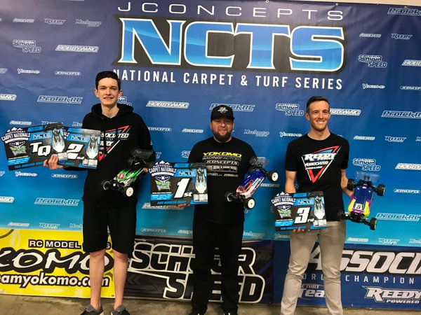 Main Photo: Maifield, Champlin, and Gonzales Win NCTS R2