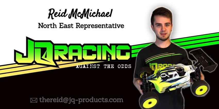 Main Photo: New JQ Racing North East Team Rep: Reid McMichael