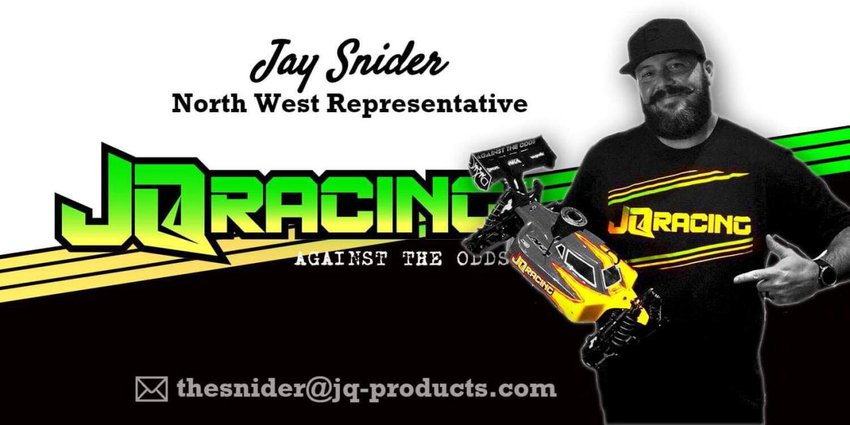 Main Photo: Jay Snider Appointed Northwest JQ Racing USA Rep