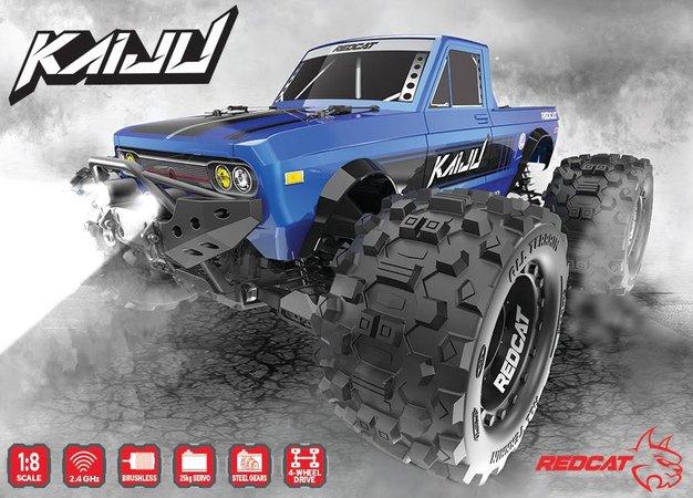 Main Photo: New Redcat Kaiju 6S Monster Truck