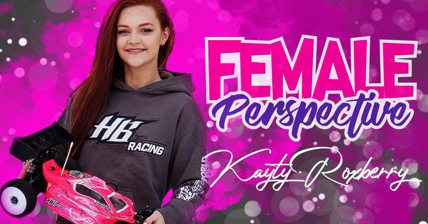 Main Photo: Female Perspective: Kayty Roxberry