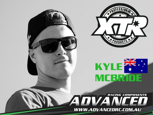 Main Photo: Kyle McBride joins XTR for 2019