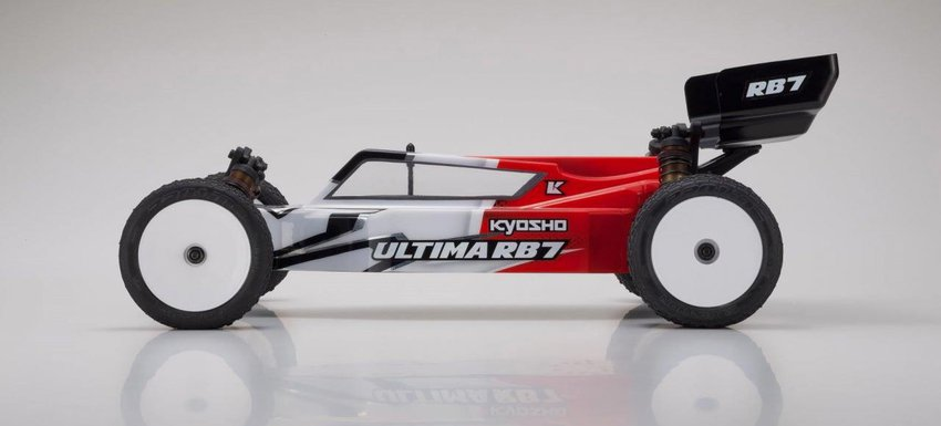 Main Photo: Kyosho unveils the Ultima RB7 1/10 2wd buggy