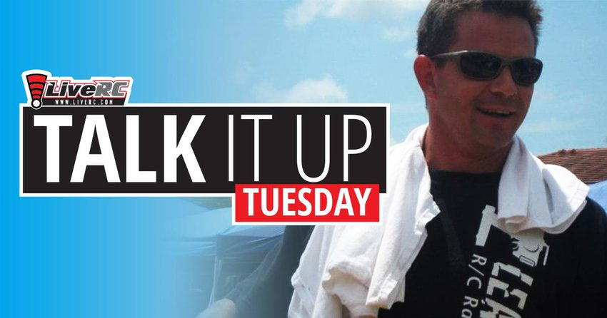 Main Photo: TALK IT UP TUESDAY: Leadfinger Racing's Chris Schaefer