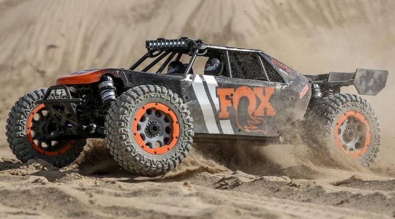 Main Photo: Losi Introduces New 1/5 DBXL-E 2.0 4wd Brushless Desert Buggy [VIDEO]