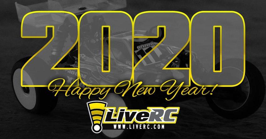 Main Photo: Happy New Year from LiveRC!