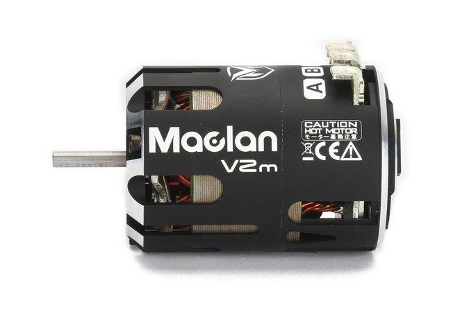 Main Photo: New Maclan Racing MRR V2m 4.5DR Drag Motor