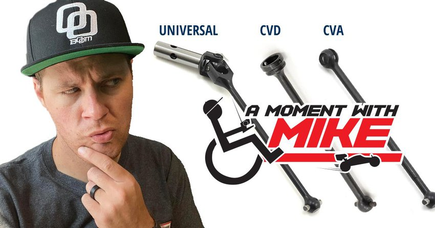 Main Photo: A MOMENT WITH MIKE: Understanding CVA, CVD, and Universal Joint Driveshafts [VIDEO]