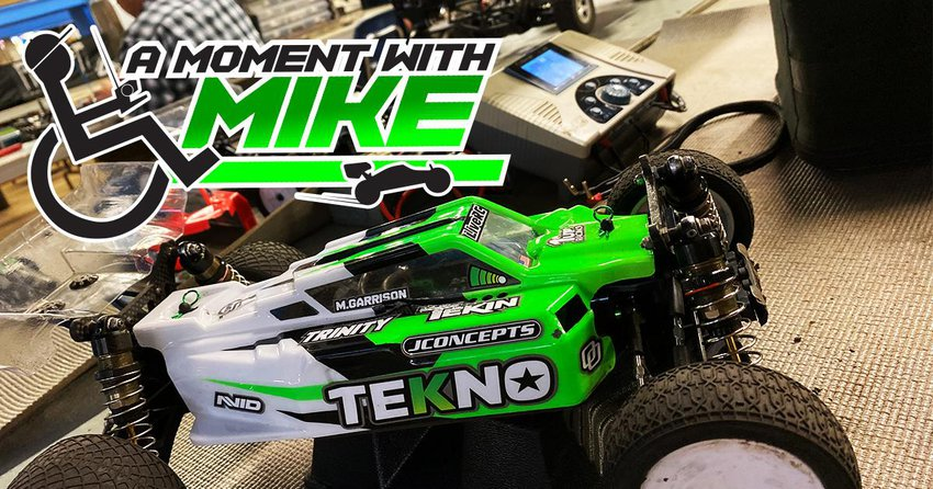 Main Photo: A MOMENT WITH MIKE: Passing On the R/C Addiction