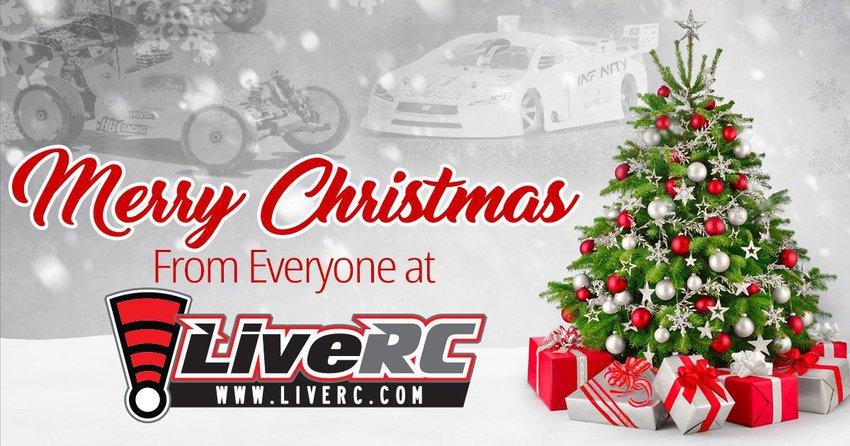 Main Photo: Merry Christmas from LiveRC!