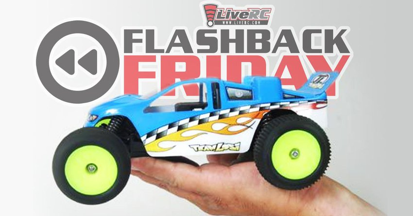 Main Photo: FLASHBACK FRIDAY: Losi releases the 1/18-scale Mini-T