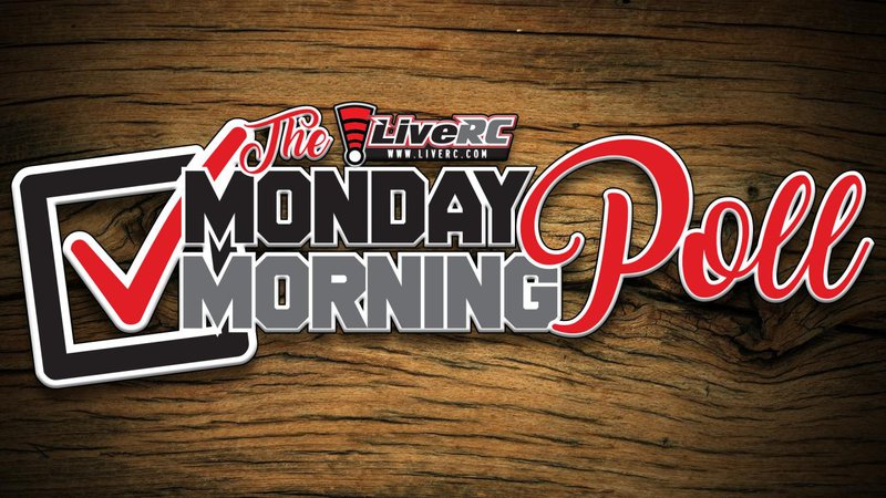 Main Photo: MONDAY MORNING POLL: How many years have you been racing R/C cars?