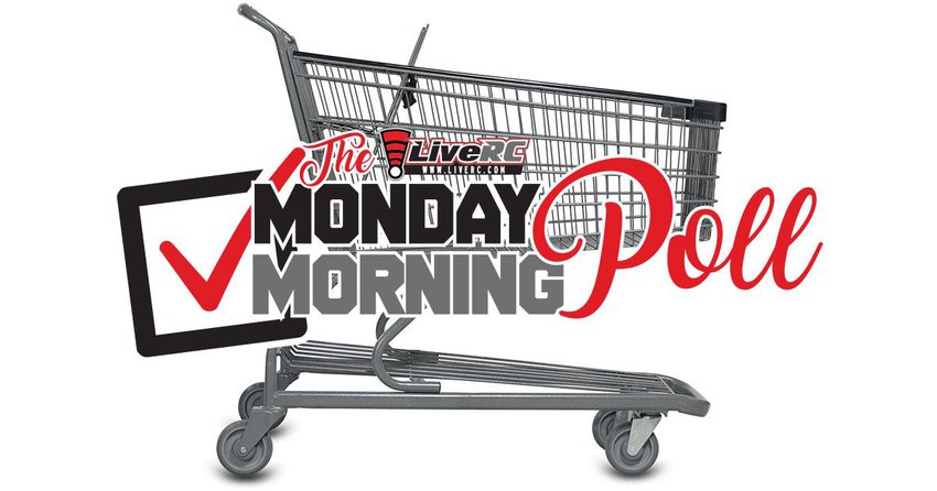 Main Photo: MONDAY MORNING POLL: Where do you buy your R/C equipment?