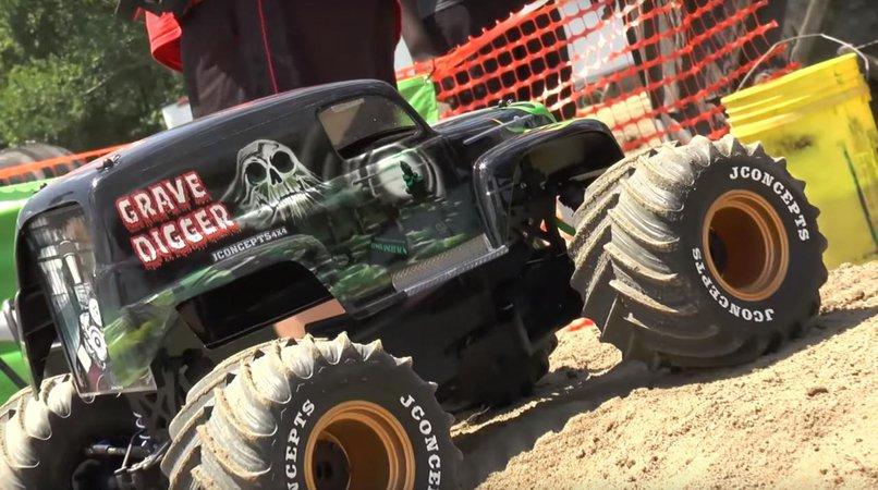 Liverc No Limit Rc Monster Truck World Finals At Digger S Dungeon Video