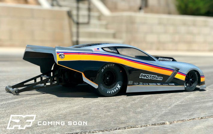 Main Photo: PROTOform Corvette Pro Mod Drag Racing Body Coming Soon