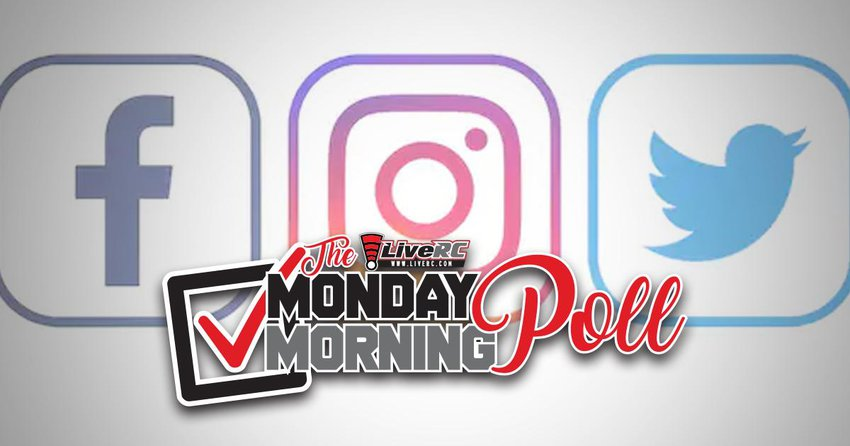 Main Photo: MONDAY MORNING POLL: What Social Media Platform Do You Use Most for R/C?