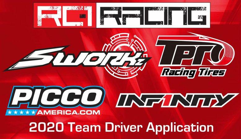 Main Photo: Join the RC1 Racing Team for 2020
