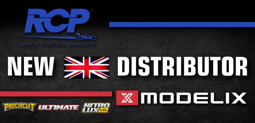 Main Photo: Radio Control Products LTD appointed as new Modelix Racing UK distributor