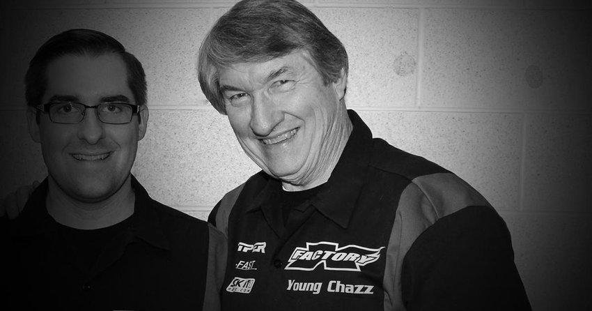 Main Photo: RIP Chazz Sinclair